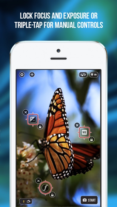 Screenshot #9 for Fast Camera - The Speed Burst, Stealth Cam, 4K Time Lapse Video, Photo Sharing & Stop Motion Photos App
