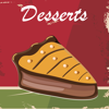 Desserts and Cakes Cookbook. Quick and Easy Cooking Best recipes & dishes.