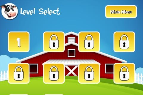 First Grade Math Challenge - Barnyard Edition screenshot 3