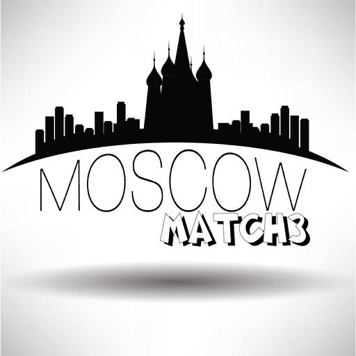 Moscow Match3 iOS App