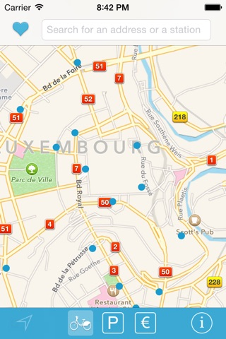 Bike Luxembourg screenshot 2