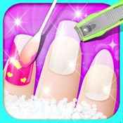 Princess nail salon girls games on the app store princess nail salon girls games prinsesfo Gallery