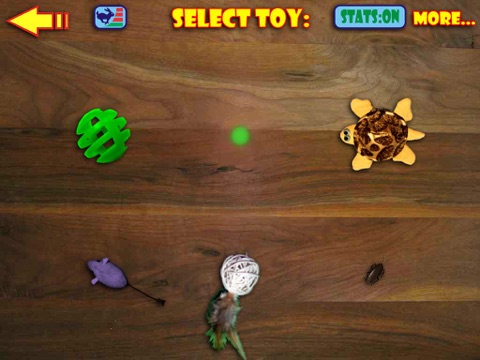 Virtual Cat Toys HD screenshot 2
