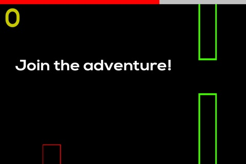 Infuriating classic! A retro style game! screenshot 3