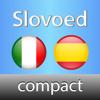 Diccionario Italiano <-> Español Slovoed Compact con Audio