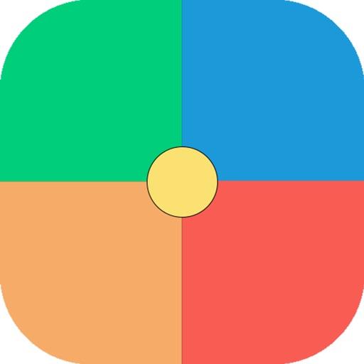 Color Roulette iOS App