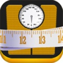 My Size - BMI, Weight, Body Fat & Body Measurement Health Tracker icon
