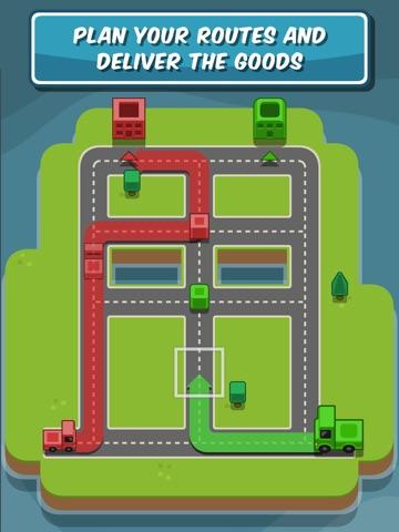 RGB Express - Mini Truck Puzzle Screenshot