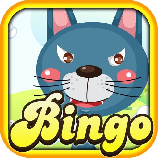 アメージングビンゴカジノブリッツ猫と犬のHDゲームプロ
