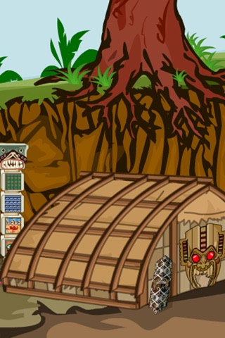 Escape Tribal Hut screenshot 1