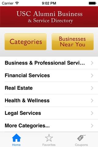 Trojan Business Directory screenshot 1