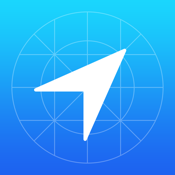 Track — Realtime route tracking & sharing icon