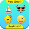 yiping zhou - GIF Emoji Keyboard PRO -  New 5000 + Animated 3D Emoticons Keyboard for iOS 8 & iOS 7  artwork