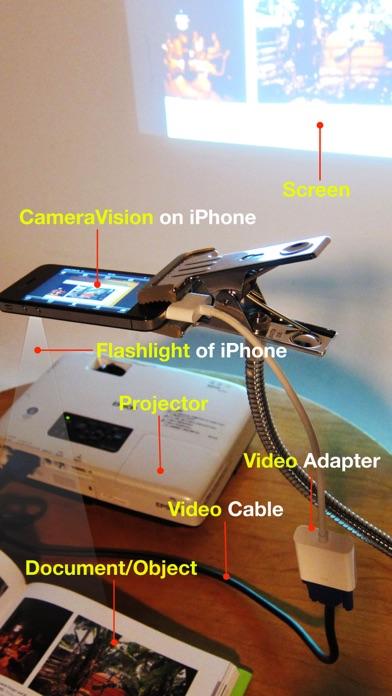 CameraVision - 書画カメラ Screenshot