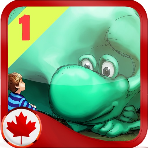 Dino Finds a Hatchling - Good Dino Adventures Educational Interactive Touch Book for Learning Read