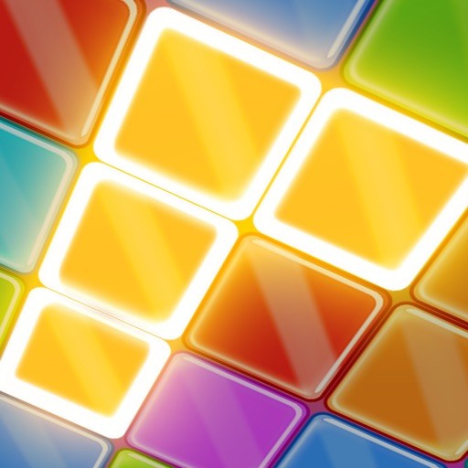 SameGame - The Best Matching Game of SweetZ PuzzleBox iOS App