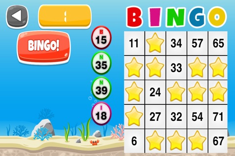 Blue Fish Bingo: Big Win Party Edition - FREE screenshot 3