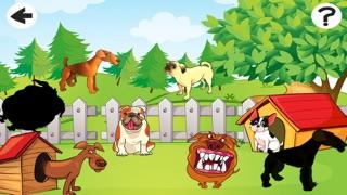 Screenshot of Incredibile Cane e Puppy Game-s Per il Vostro Bambino: My First Puzzles4
