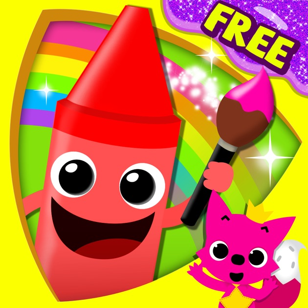 Kids Coloring Fun FREE On The App Store