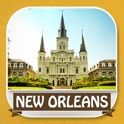 New Orleans Offline Travel Guide icon