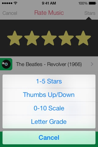 Keen Critic - Rating & Review Journal screenshot 4