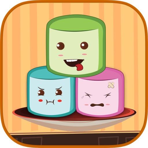 MarshMallows Stacked Up iOS App
