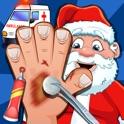 A Christmas Little Santa Doctor Salon - my makeover games for kids
