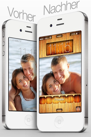 Lockster - Design your Lock Screen Background screenshot 3