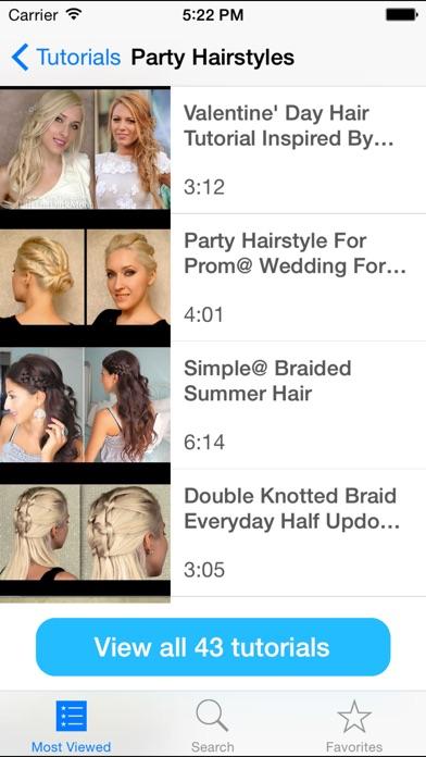 5 ứng dụng ghép ảnh, học và làm tóc tại gia dành cho các bạn nữ sành điệu và thời trang