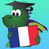 French for Kids - a language learning game to learn and practice vocabulary for homeschooling