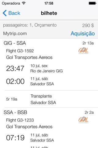 Kiwi Flights - Cheap Tickets screenshot 3