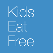 Kids Eat Free - Restaurant Finder icon