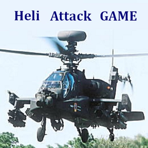 Game Helicopter attack on TANK iOS App