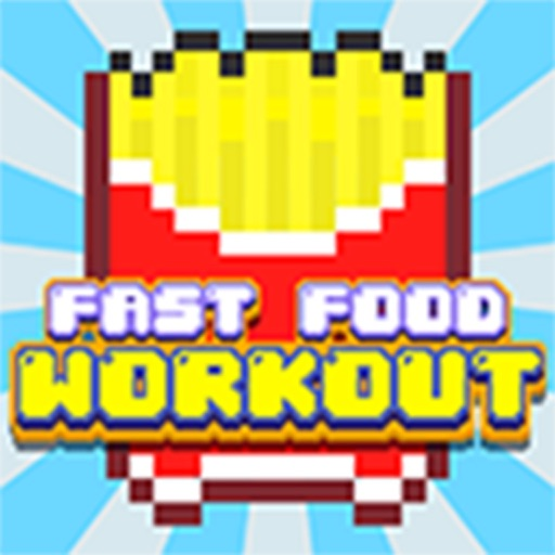 Fast Food Workout iOS App