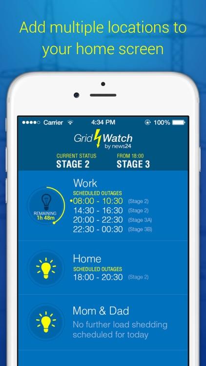 GridWatch by 24 com