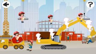 Screenshot of Attivo! Dimensionamento Gioco Per i Bambini Per Imparare e Giocare Con un Cantiere4