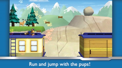 Screenshot for PAW Patrol - Rescue Run in South Africa App Store