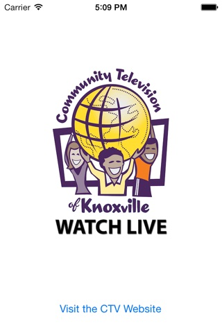 Community Television of Knoxville screenshot 1