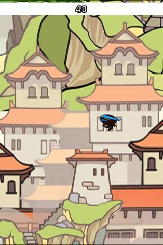 Top Bouncy Ninja Free Game screenshot 2