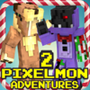 Pixelmon 2 : Underground World Mc Mini Survival Game