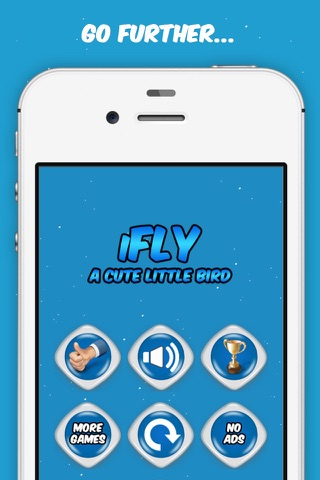 iFly - A Cute Little Bird screenshot 4