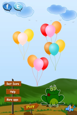 Pop Pop Balloons Fun screenshot 4