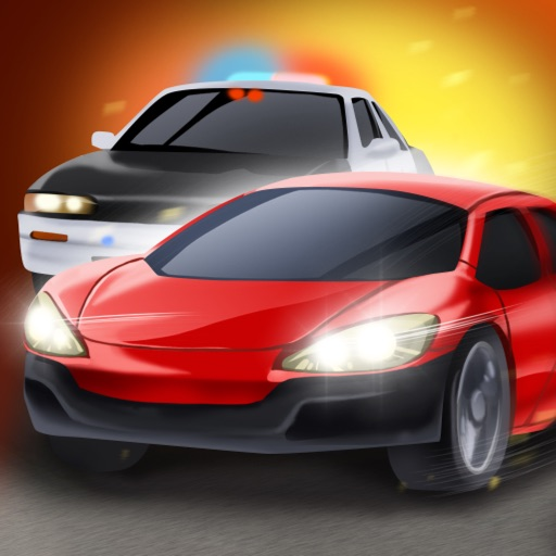 Car Chase - High-Speed Police Escape PRO iOS App
