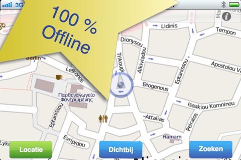 Cyprus No1. Offline Map screenshot 2