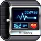 Heart Rate - Heart Rate Monitor for Fitness, Exercise, Running, Walking and Cycling icon