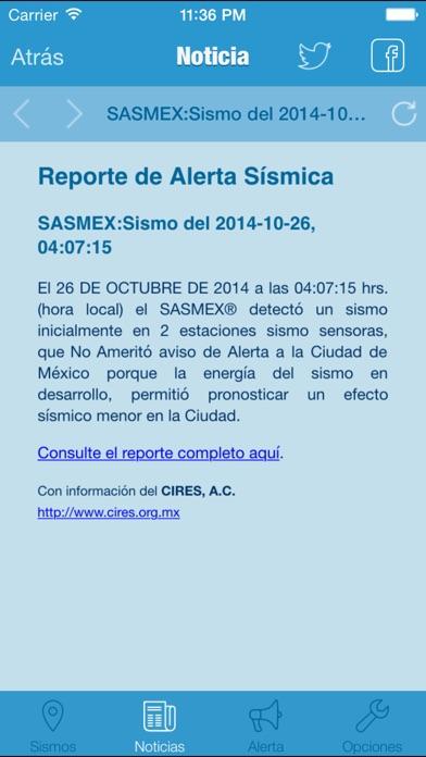 download Alerta Sísmica DF apps 3