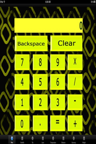 G-Calculator screenshot 1