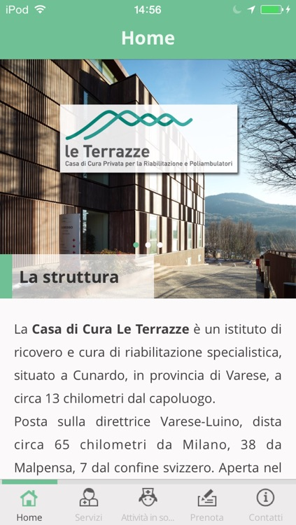 Casa di cura Le Terrazze by Digital Local Services Lombardia 1 S.r.l.