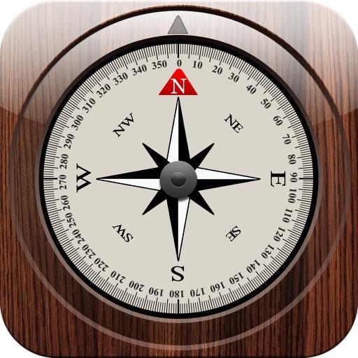 牛排专用指南针:Compass for New iPad