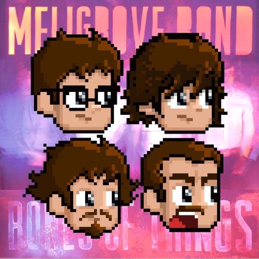 Meligrove Band - Bones of Things iOS App